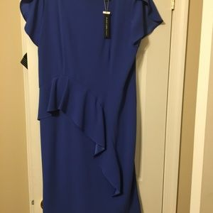 Chico's Black Label Dress Size 1